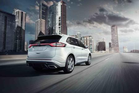 Ford Edge Sport Mexico 2016 2