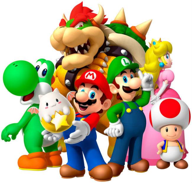 Hola Nintendo, queremos ver estos juegos también en iOS, Mac o Apple TV