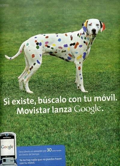 Google es de Telefónica