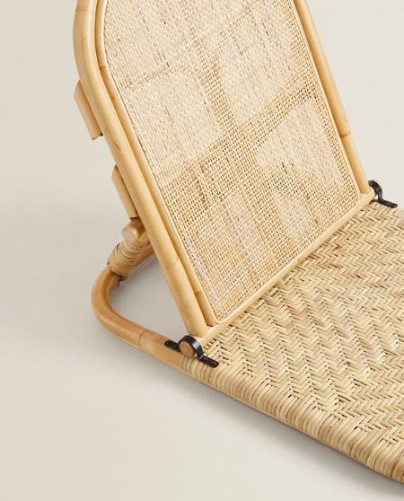 silla de suelo