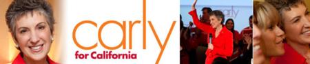 Carly Fiorina, republicana al Senado por California, ex presidenta de HP y enemiga de la Neutralidad