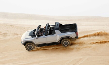 Hummer électrique : sécurité active et technologie d'assistance