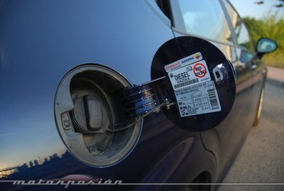 100 conductores afectados por diésel en mal estado