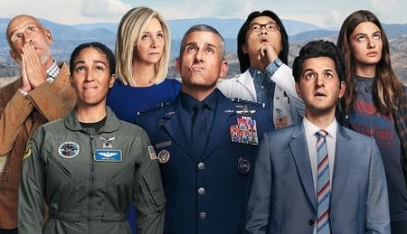 'Space Force': Steve Carell comanda la divertida nueva serie del creador de 'The Office' para Netflix