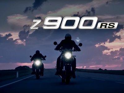 La Kawasaki Z900RS vuelve a dejarse ver antes de su presentación, ¡y promete!