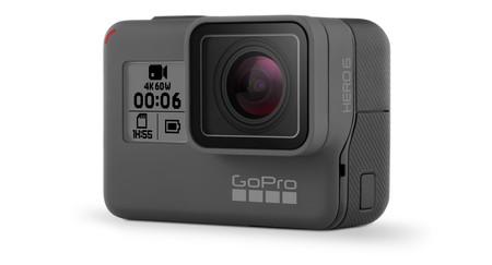GoPro-HERO6,GoPro HERO6 Black, the star action camera now records in 4K at 60fps,GoPro HERO6,GoPro,GoPro HERO 6,HERO 6,GoPro camera,HD camera,news