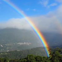 Ocho horas y 58 minutos marcan el récord del arcoíris más largo de la historia