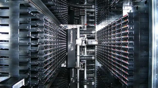 tape storage
