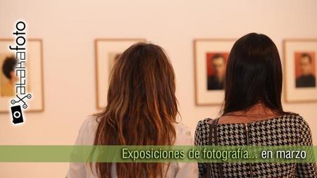 Exposiciones de fotografía en marzo