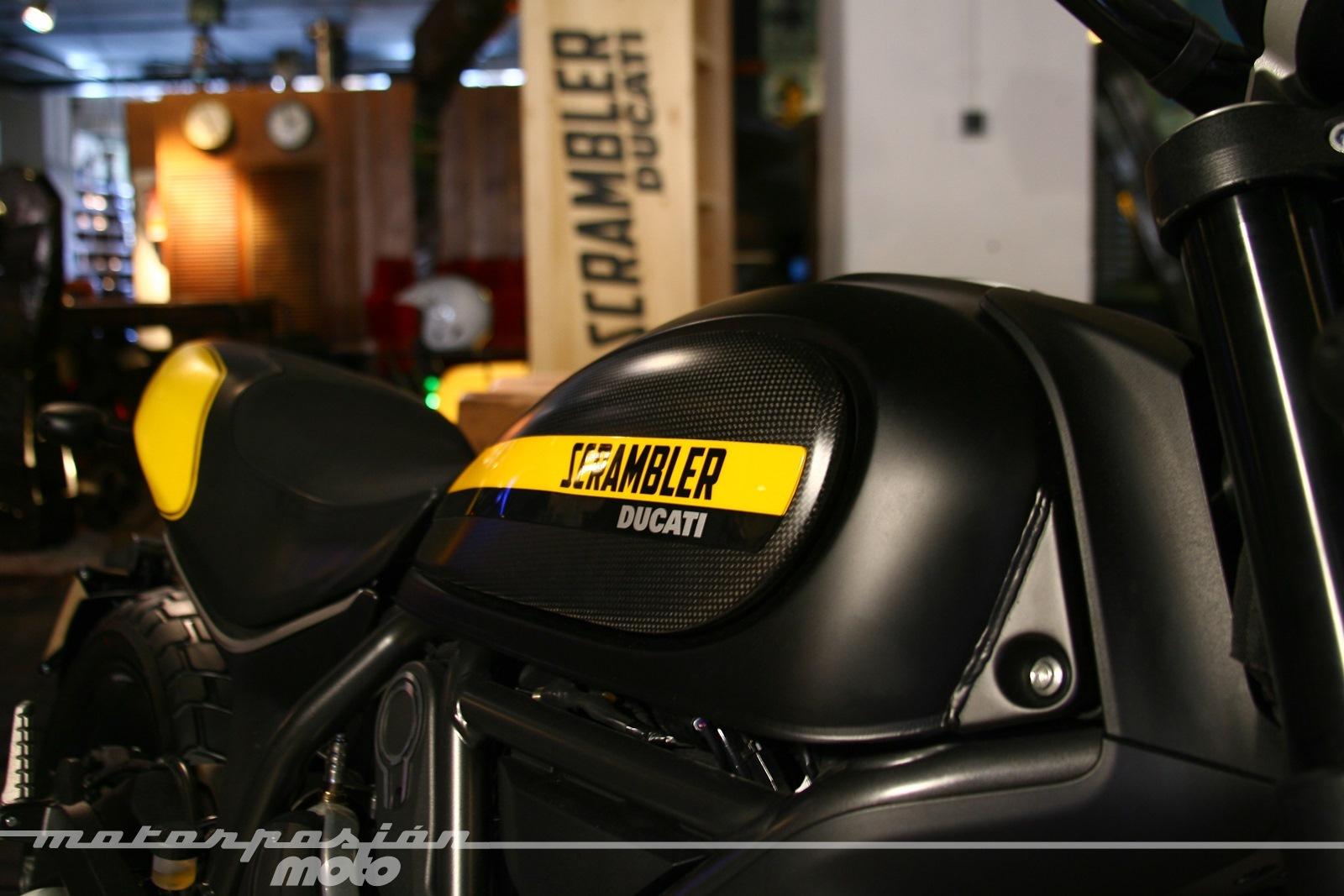 Foto de Ducati Scrambler, presentación 1 (59/67)