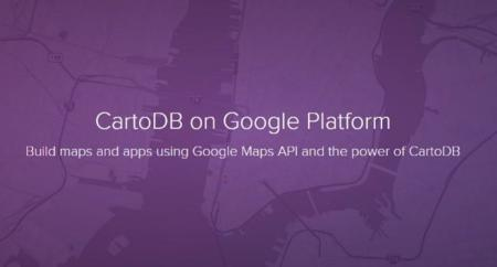La startup española CartoDB presenta su alternativa a Google Maps Engine