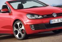 Volkswagen Golf GTI Cabriolet, llega en julio por 35.270 euros