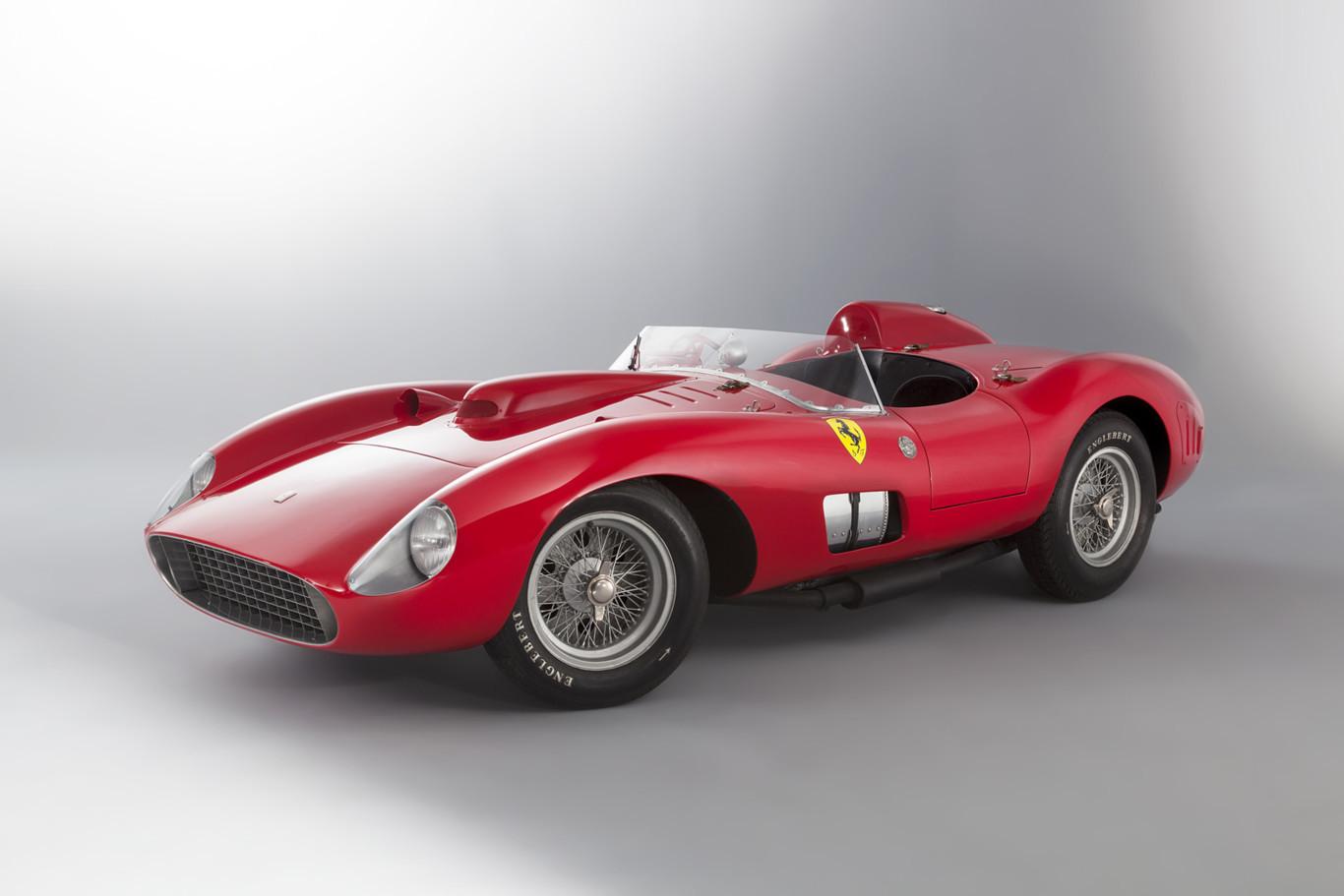 Foto de Ferrari 335 Spor Scaglietti 1957 (7/8)