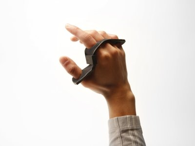 """Esta tira de gomaespuma """"inteligente"""" quiere sustituir a tu teclado"""
