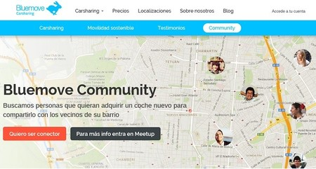 ¿Te apuntarías a comprar un Coche de Barrio y compartirlo con tus vecinos?