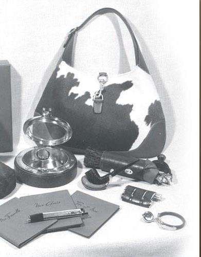 El bolso de Gucci de Jackie Onassis