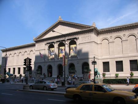 Art Institute Of Chicago In Chicago Ill Usa