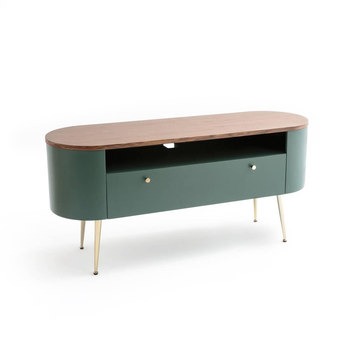 Mueble de tv inspirado en los años 50