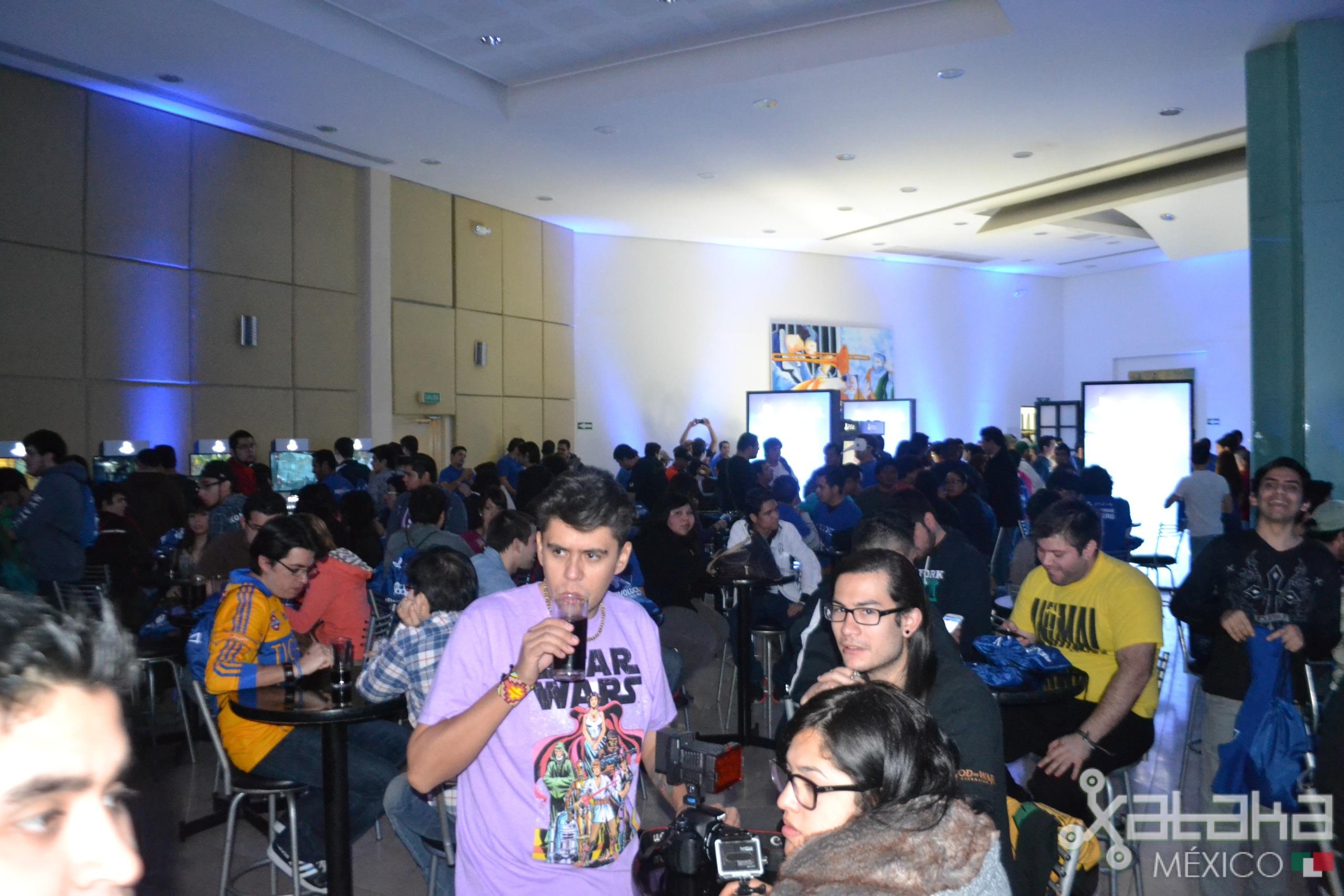 Foto de Evento PlayStation 4 en Monterrey (1/12)