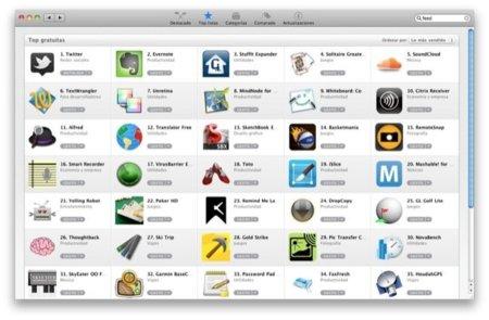 apple mac app store tienda aplicaciones mac os x