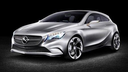 Mercedes-Benz Clase A Concept, para el Salón de Shangai