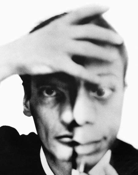 Nothing Personalself Portrait With James Baldwin September 1964