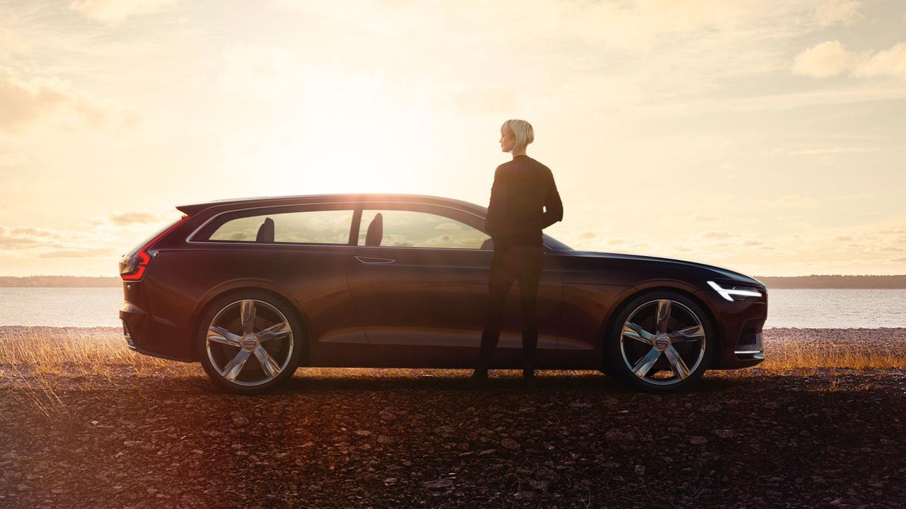 Foto de Volvo Concept Estate (1/9)