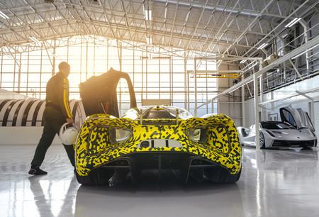 Lotus Evija Prototipo 05