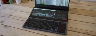 ASUS ROG Zephyrus Duo 15, análisis: la doble pantalla se atreve en un portátil gaming con Core i9 y RTX 2080 Super