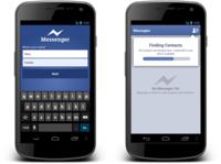 Facebook Messenger ya se puede utilizar sin necesidad de tener una cuenta en Facebook, ¿amenaza a WhatsApp?