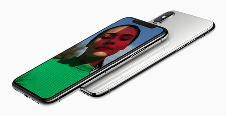 Iphone X Photo Screen Lockup Front Back