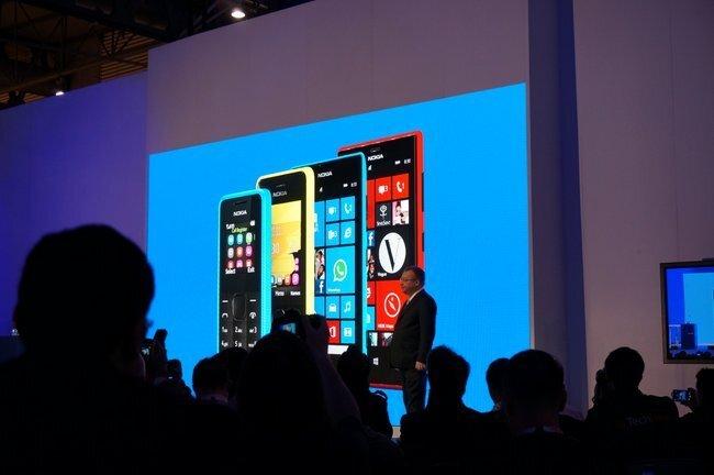 Nokia 105 y Nokia 301 presentados en el MWC 2013