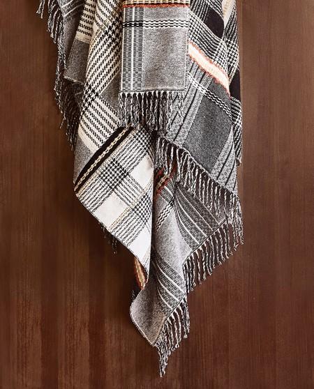 manta de lana zara home