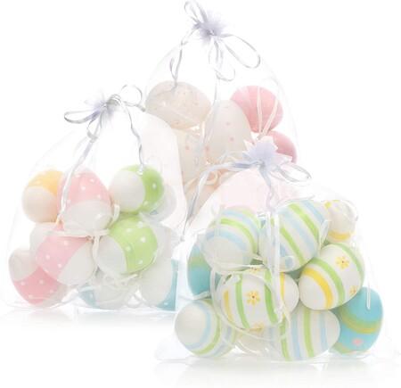 Huevos Colores Pastel