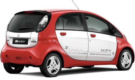 Mitsubishi i MiEV
