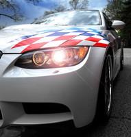 BMW M3 con sistema de escape Eisenmann: la guerra de los sentidos