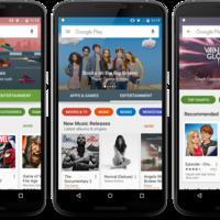 Google Play Store se renovará muy pronto, así será su nueva interfaz