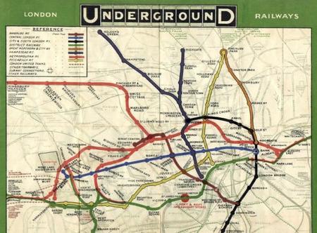 Metro Londres 1908
