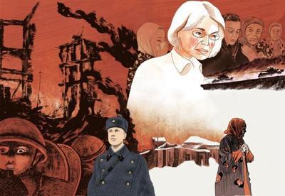 'Cuadernos rusos', de Igort: denuncia de una masacre silenciosa