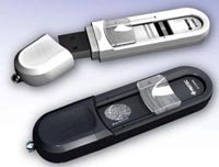 Memorias Pretec de 4GB con protección biométrica