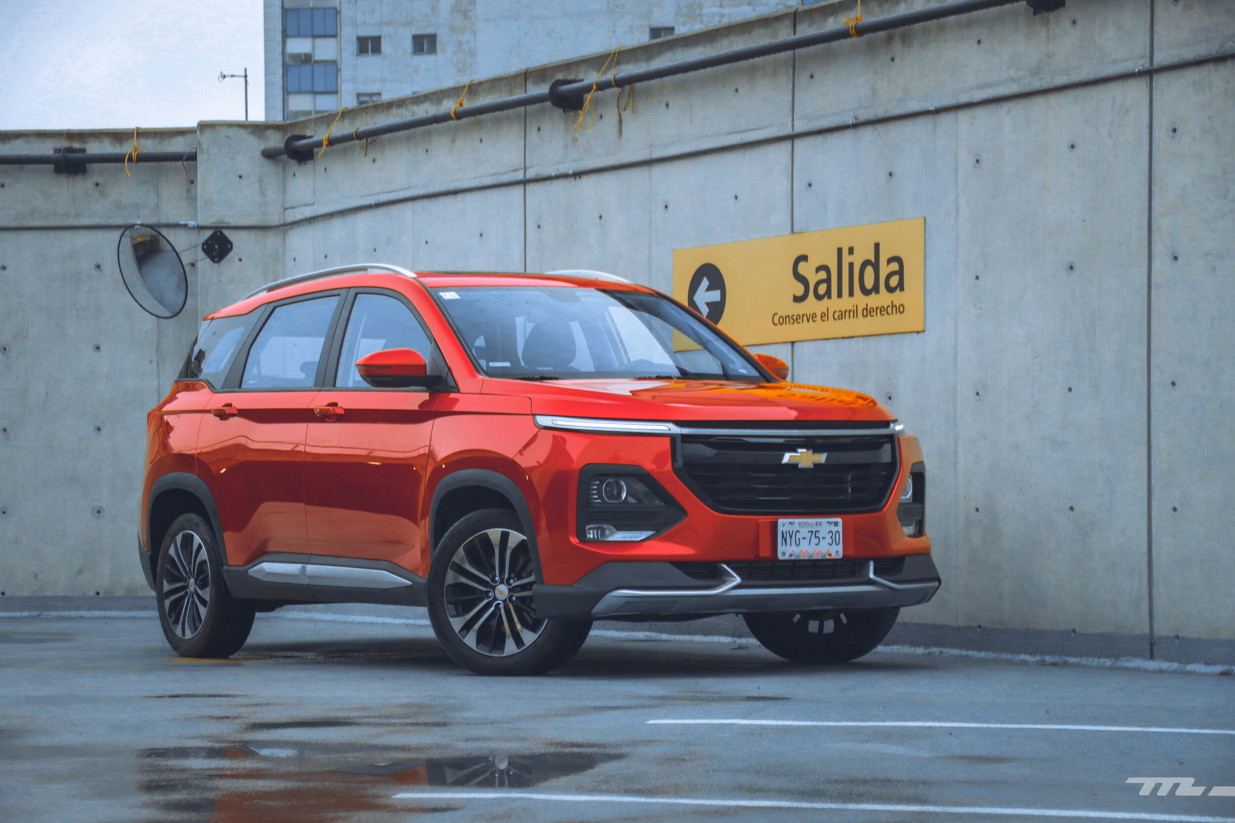 Foto de Chevrolet Captiva 2022 (14/54)