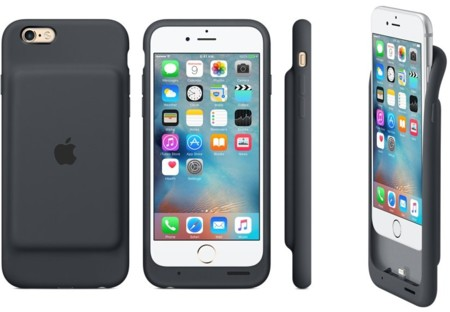 carcasa recargable iphone 6