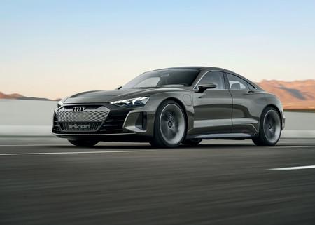 Audi Sport también se sube al coche eléctrico: la versión RS del e-tron GT será el primero en llegar