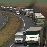 """Reino Unido ha simulado un """"no deal"""" en la frontera con la Unión Europea... Y tiene mala pinta"""