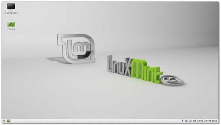 Linux Mint 12 LXDE lista para descargar
