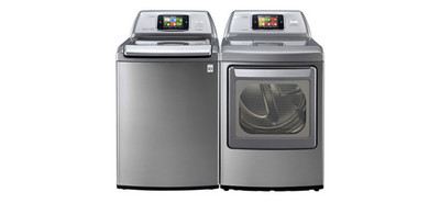 LG trabaja en una lavadora que no necesitaría agua