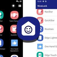NiceLock, una app para abrir fácilmente los módulos Good Lock de Samsung en las regiones donde no está disponible