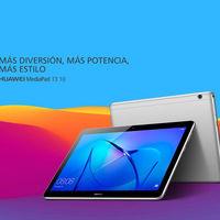 Huawei Mediapad T3 (10) a su precio mínimo en Amazon: 129 euros y envío gratis
