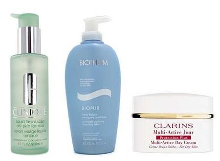 Mi tratamiento facial de limpieza es...