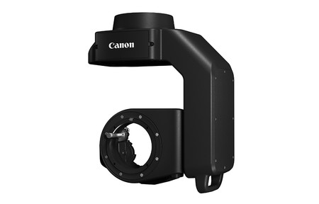 Canon Sistema Control Distancia Pan Tilt 02